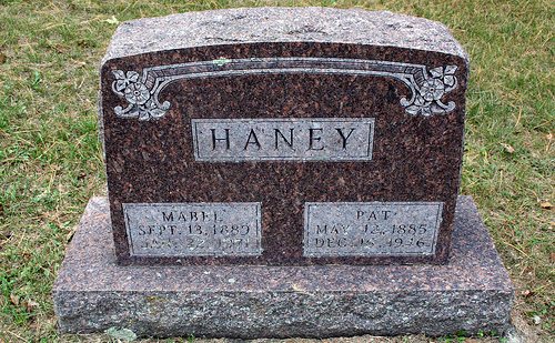 Mabel Haney