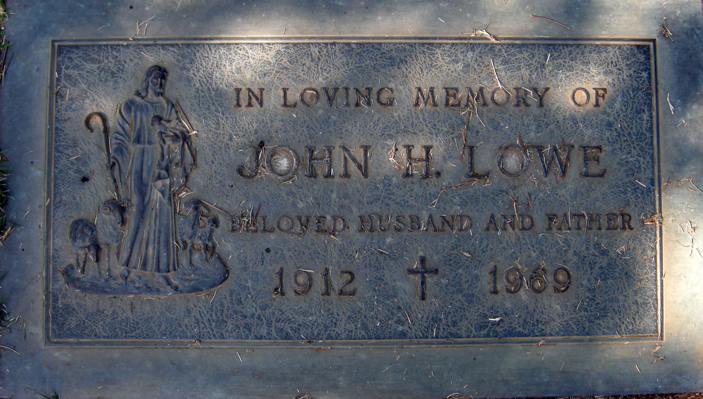 John Homer Lowe