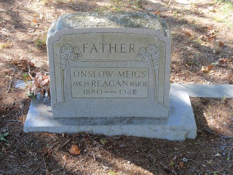 Onslow Meigs Reagan, Jr
