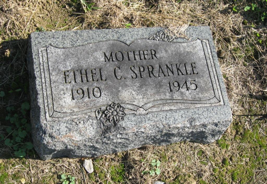 Ethel Catherine <i>Axon</i> Sprankle
