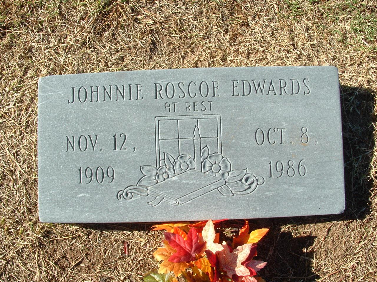 Johnny Roscoe Edwards