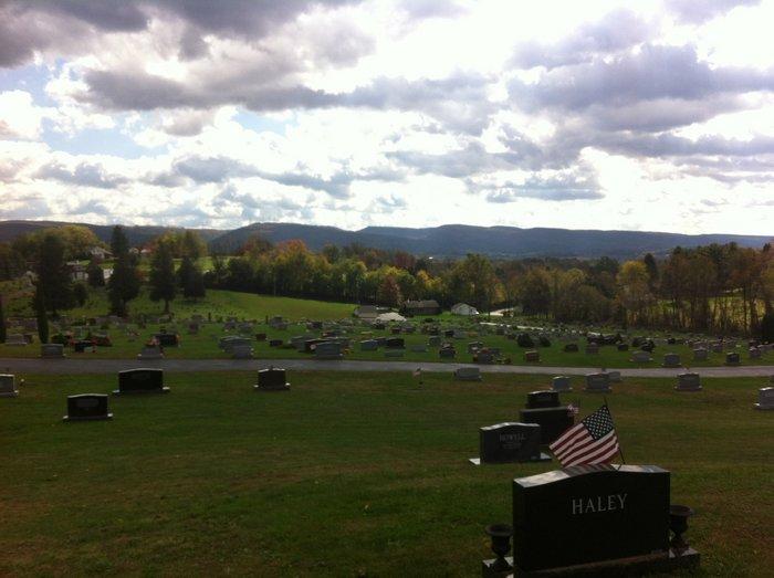 Mount Moriah Baptist Cemetery