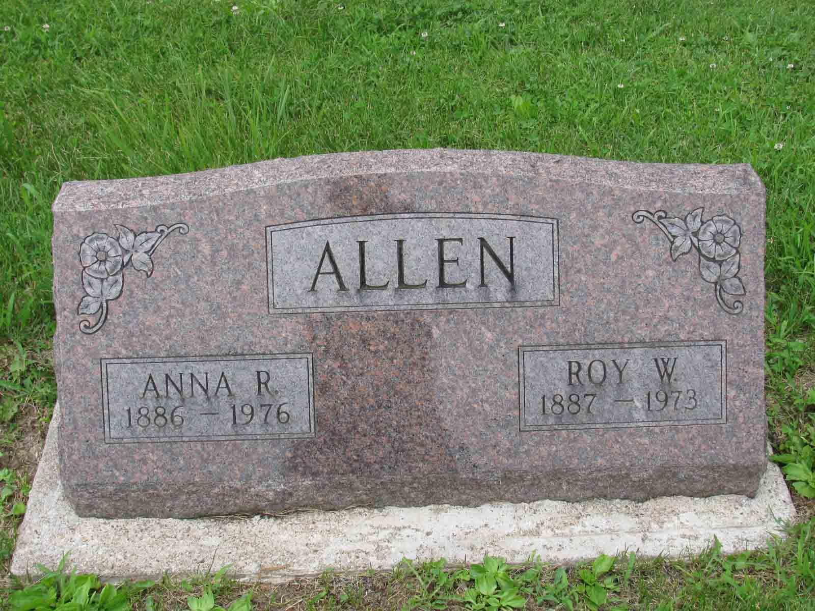 Anna R. Allen
