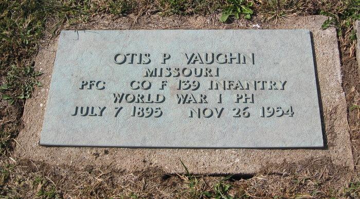 Otis Price Jack Vaughn