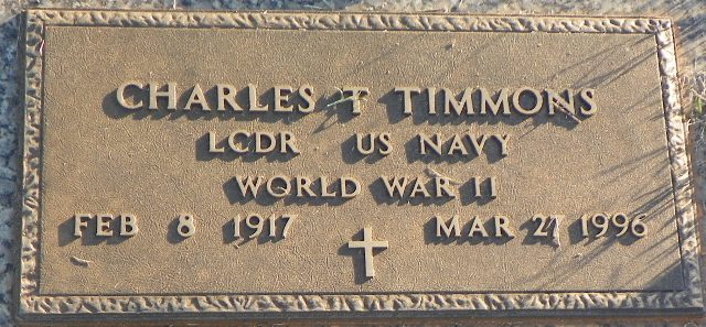 Charles Truman Charlie Timmons