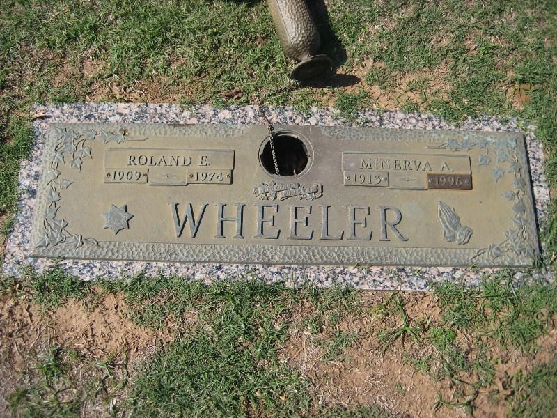 Roland Everett Wheeler