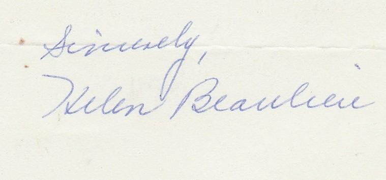 Helen L Beaulieu