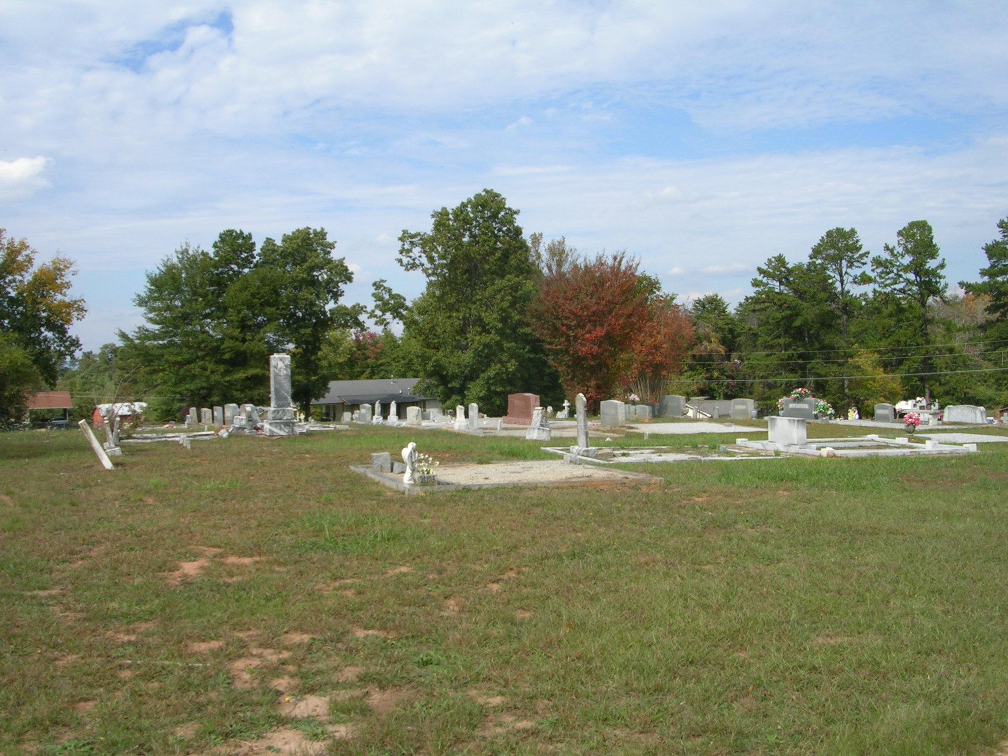 Baldwin City Cemetery