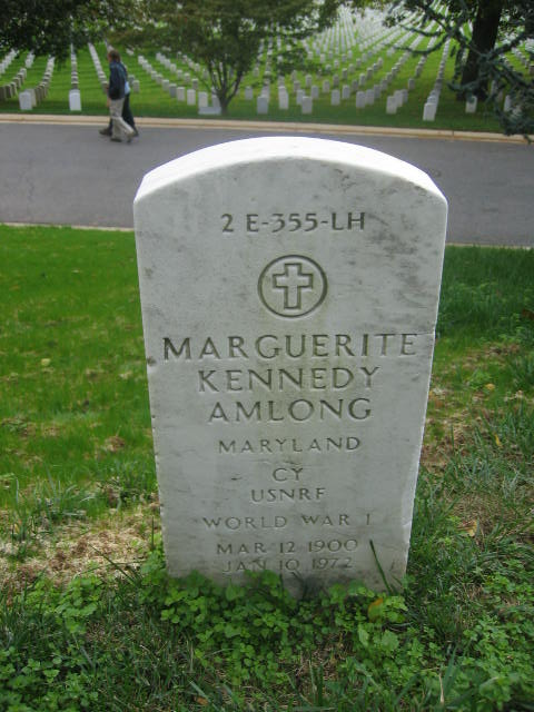 Marguerite <i>Kennedy</i> Amlong
