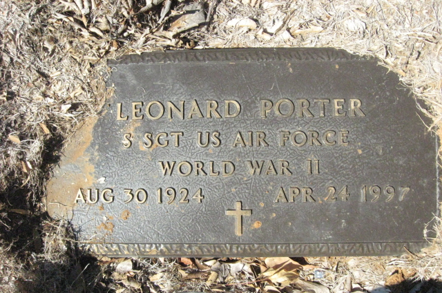 Leonard Porter
