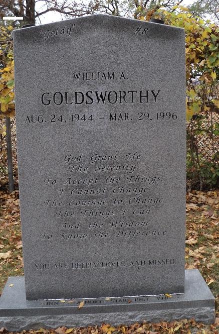 Bill Goldy Goldsworthy