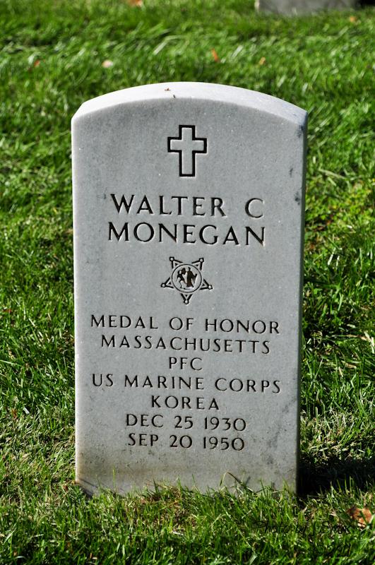PFC Walter Carleton Monegan