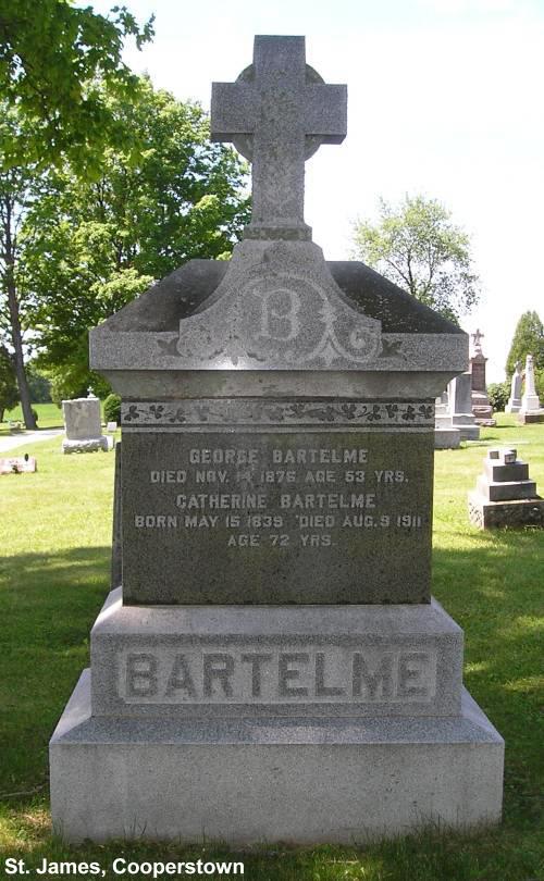 Catherine <i>Dollar</i> Bartelme