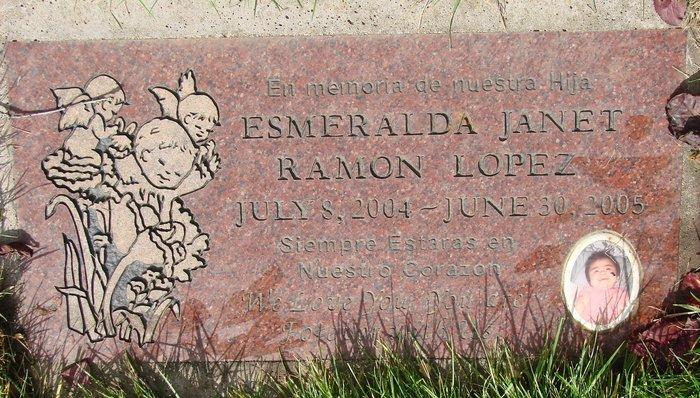 Esmeralda Janet <i>Ramon</i> Lopez