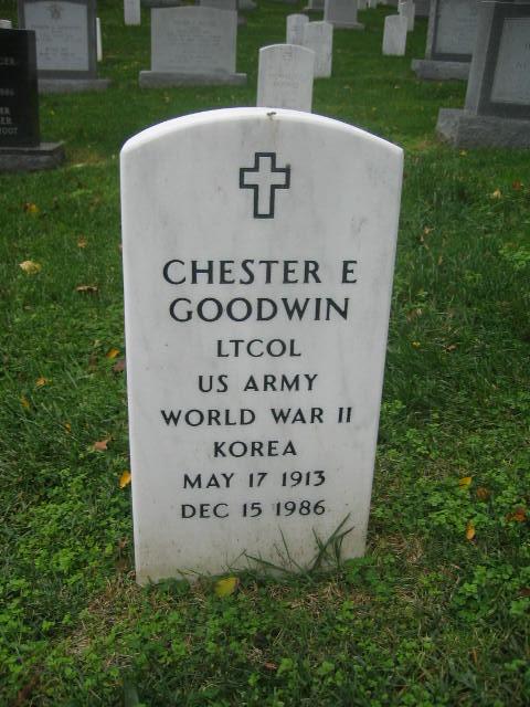 Chester E Goodwin