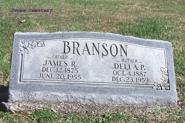 James Reuben Branson