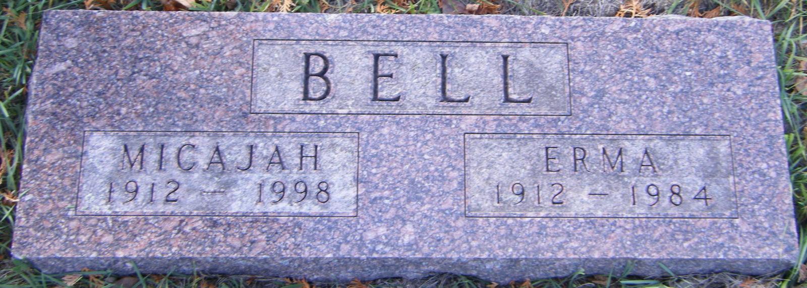 Micajah Mack Bell