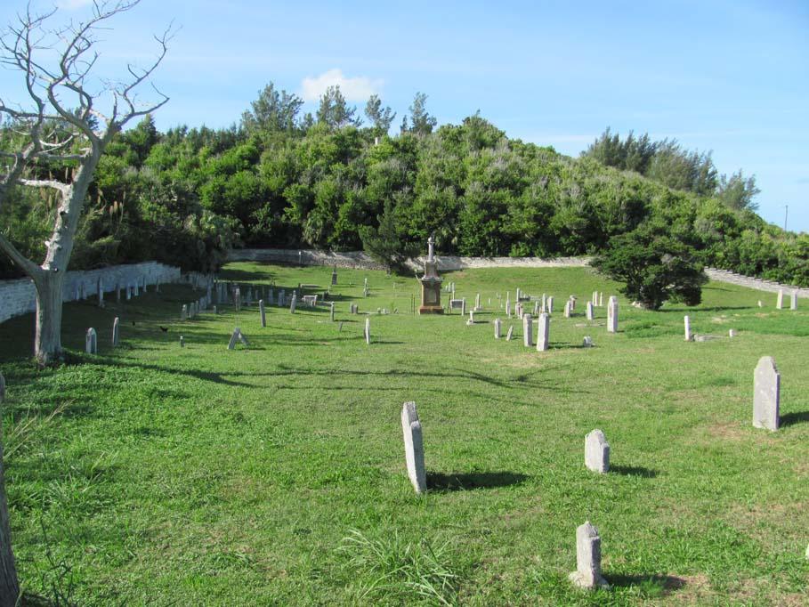 Saint Georges Grenadier Lane Military Cemetery