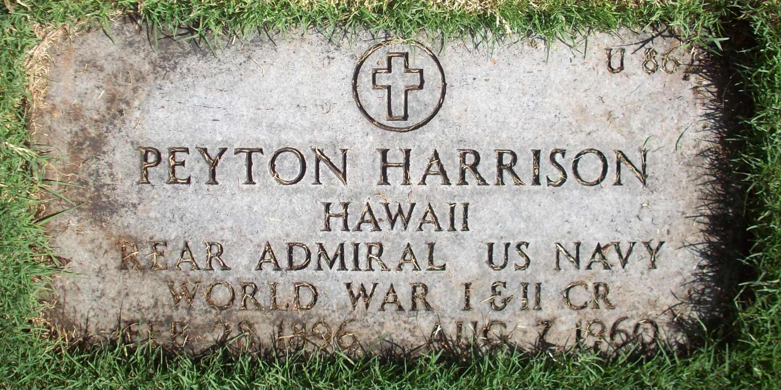 Peyton Harrison