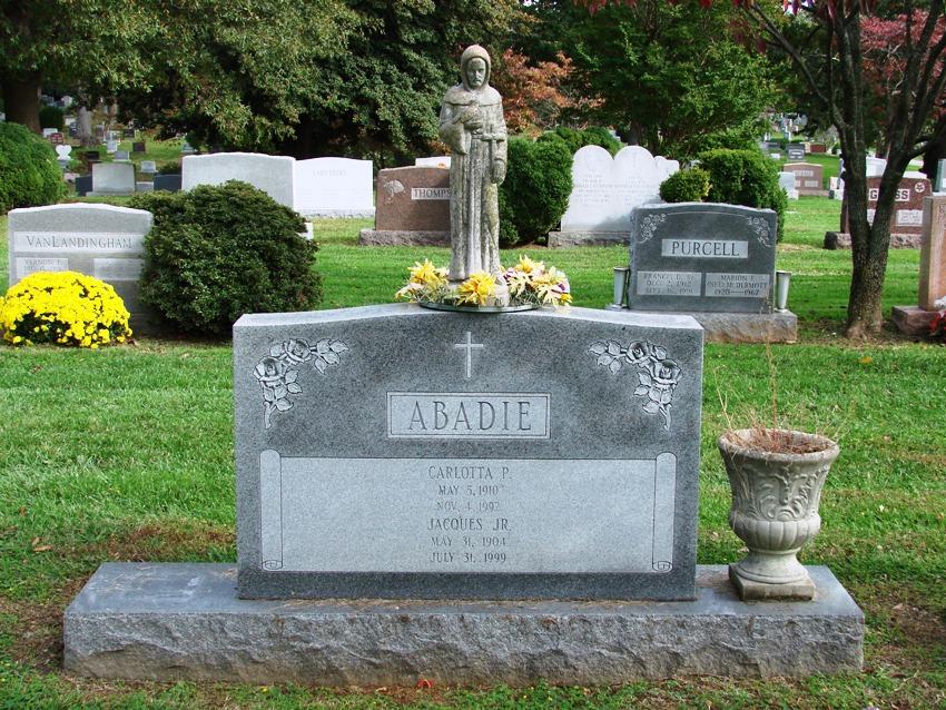 Carlotta Elise <i>Pardee</i> Abadie