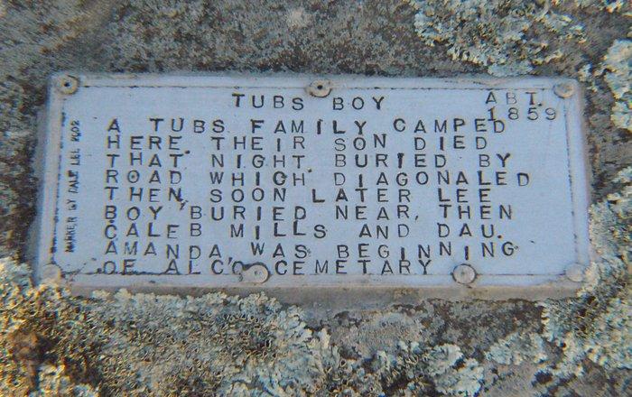 Alco Cemetery