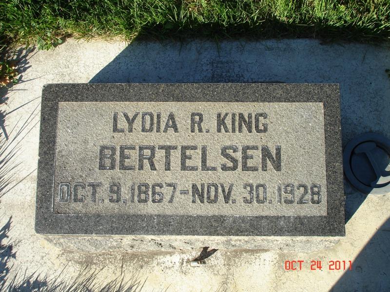 Lydia Rosella <i>King</i> Bertelsen