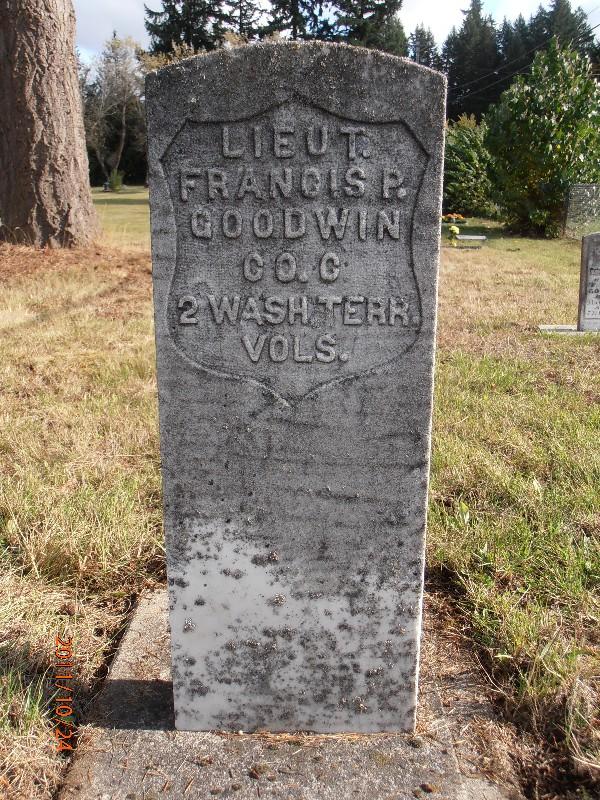 Lieut Francis Powell Goodwin