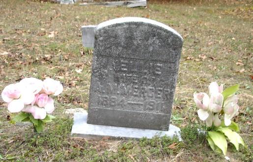 Nellie A. <i>McClain</i> Mercer