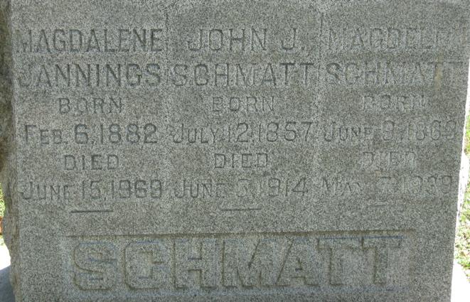 John Joseph Schmatt