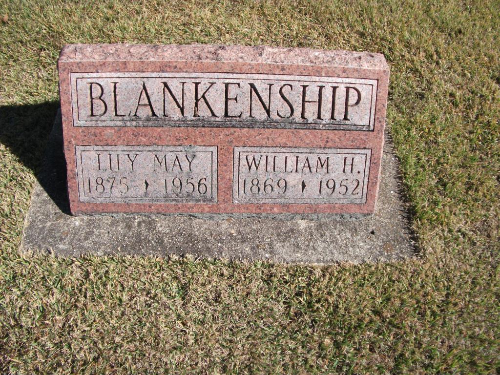 William Harvey Blankenship