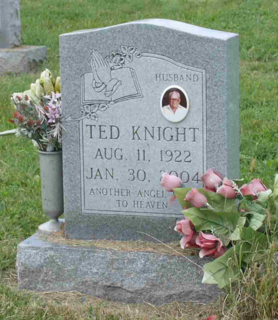 Ted Knight (1922-2004) - Find A Grave Memorial