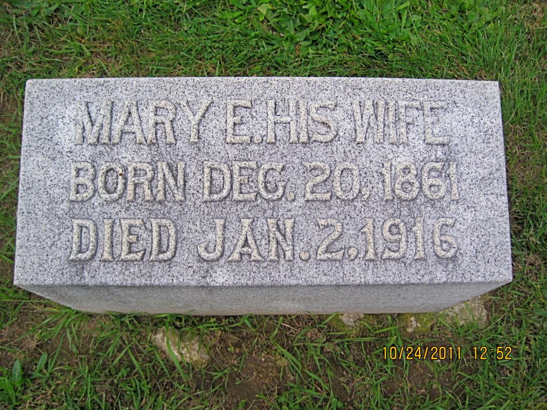 Mary Ellen <i>Hake</i> Eisenhart