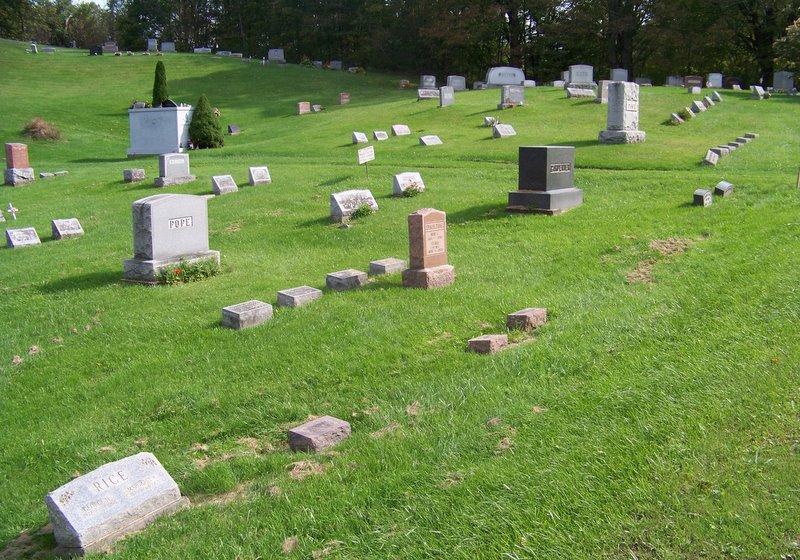 Columbus Corners Cemetery