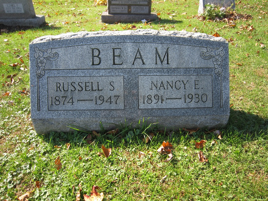 Nancy Ellen <i>Cramer</i> Beam