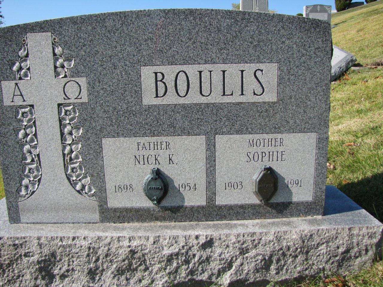 Nick K Boulis