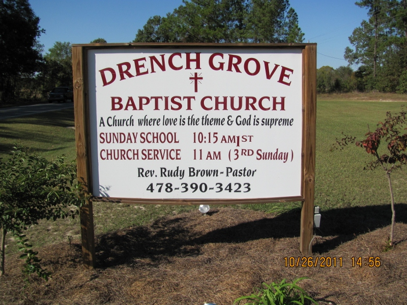 Drench Grove Baptist Cemetery