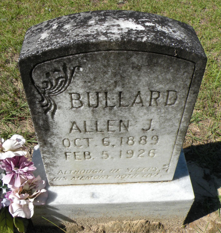 Allen James Bullard