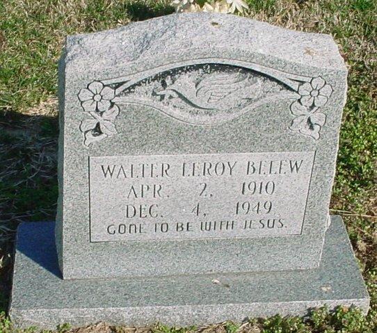 Walter Leroy Belew