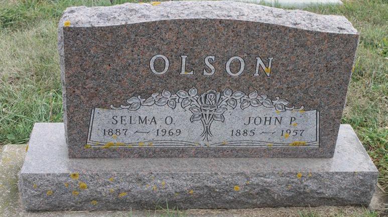 John P Olson