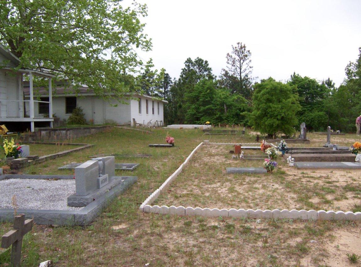 New Life Freewill Baptist Church Cemetery