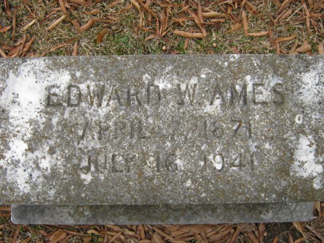 Edward W. Ames