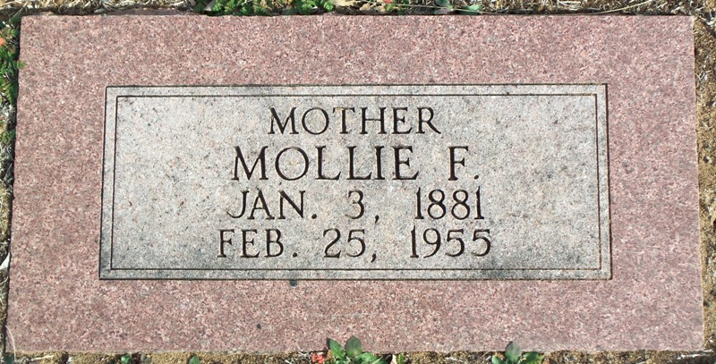 Mary Florence Mollie <i>McDaniel</i> Cape