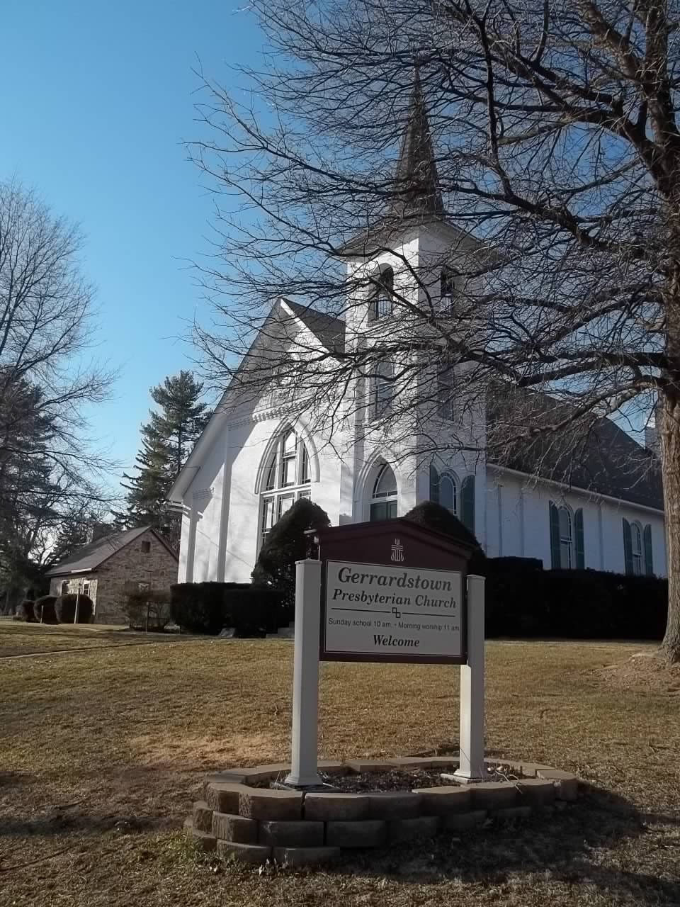 Gerrardstown Presbyterian Church Cemetery