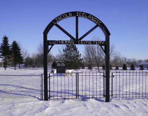 Icelandic Lutheran Cemetery