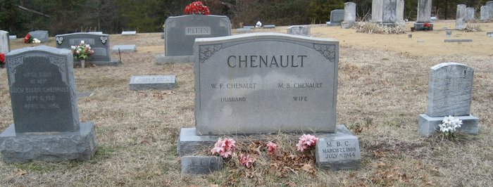 Dwite Cecil Chenault