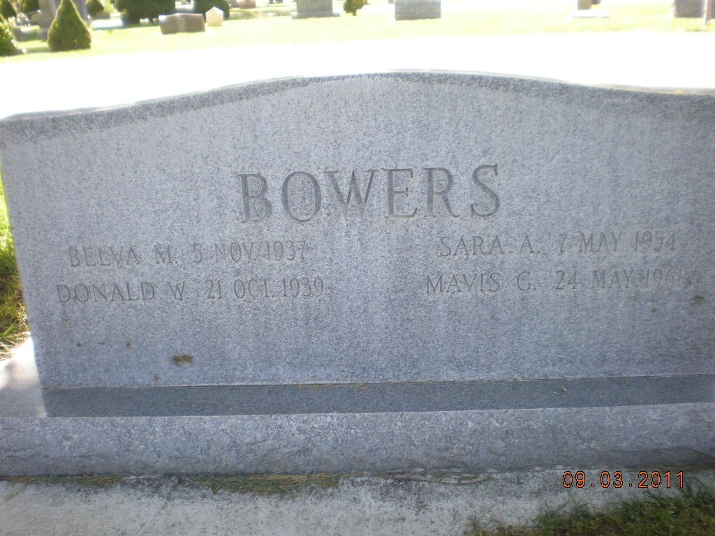 Ether Wallace Bowers