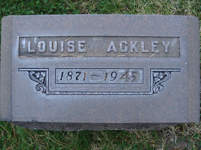 Louise Alice Ackley