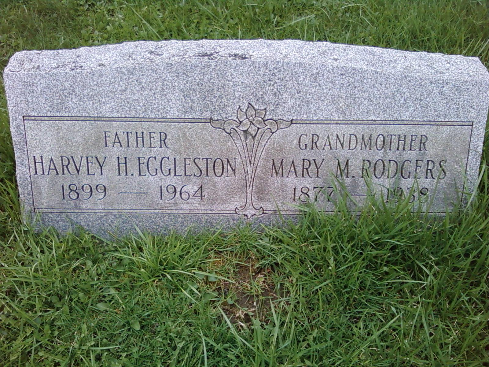 Mary Matilda May <i>Mack</i> Rodgers