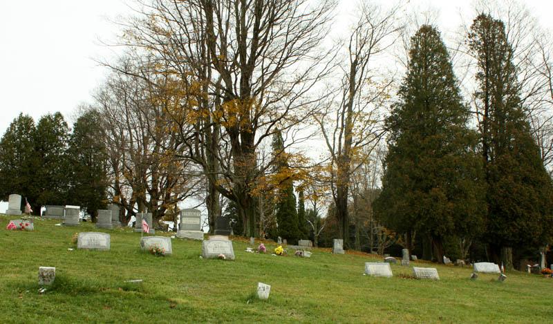 Shumway Hill Cemetery