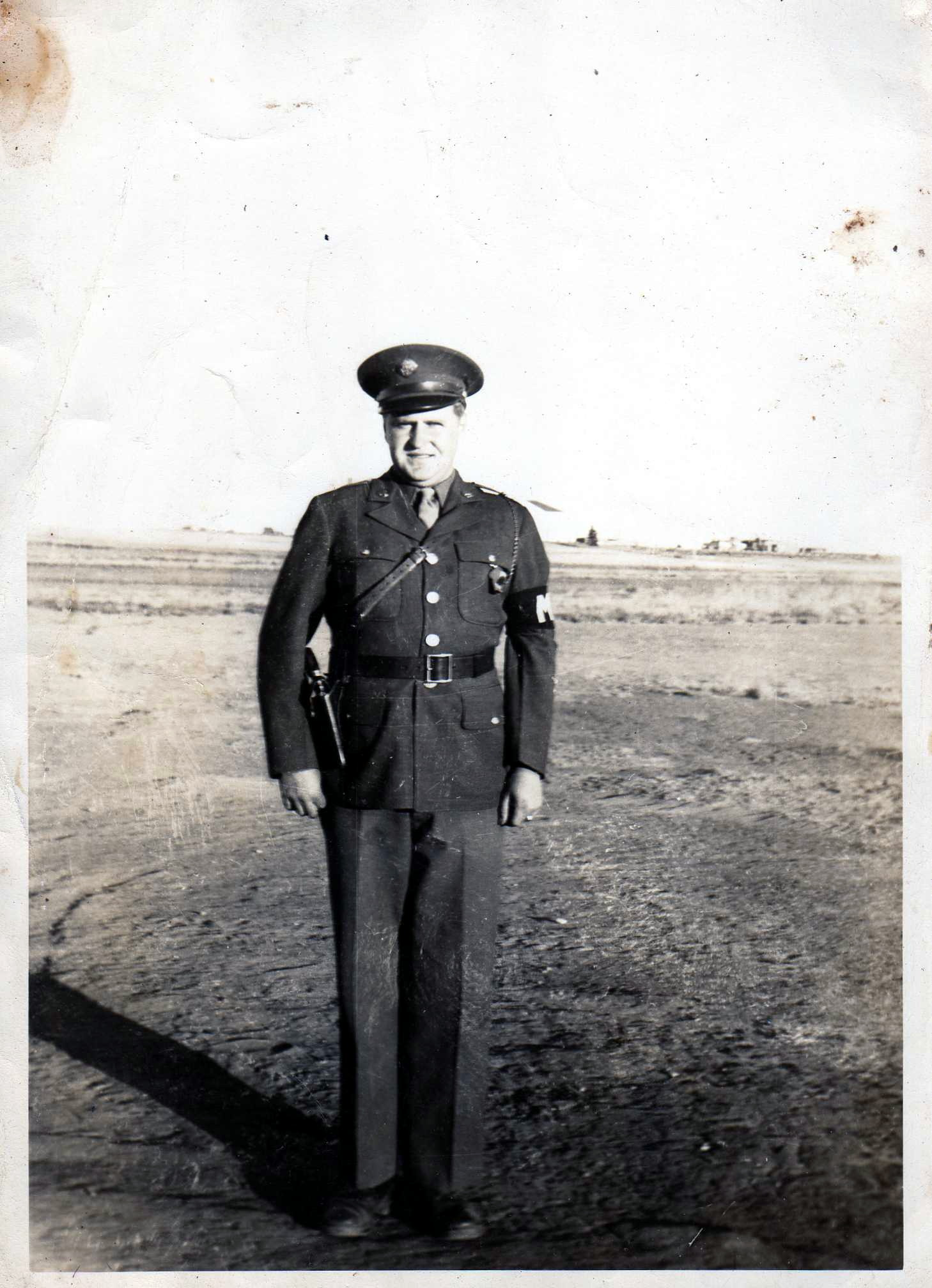 Woodrow Warren Tubby Pettit